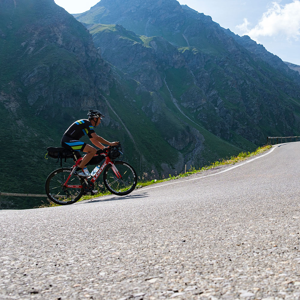 Extremsport Berg